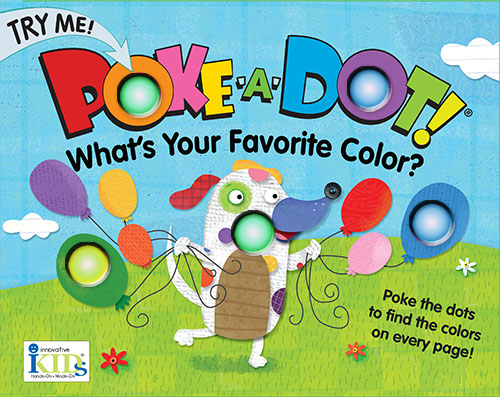 Poke-A-Dot Favorite Color