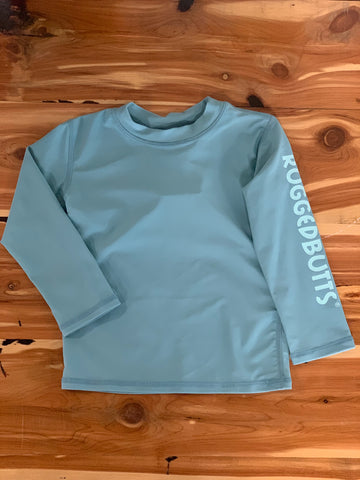 Marine Blue Long Sleeve Rashguard