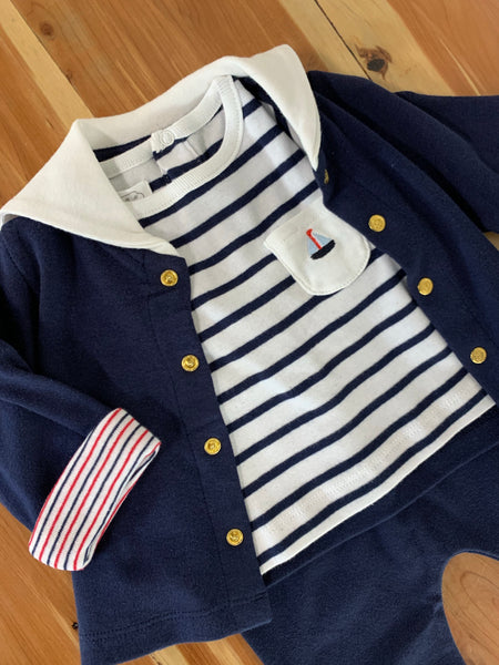 Nautical 3 Pc Set