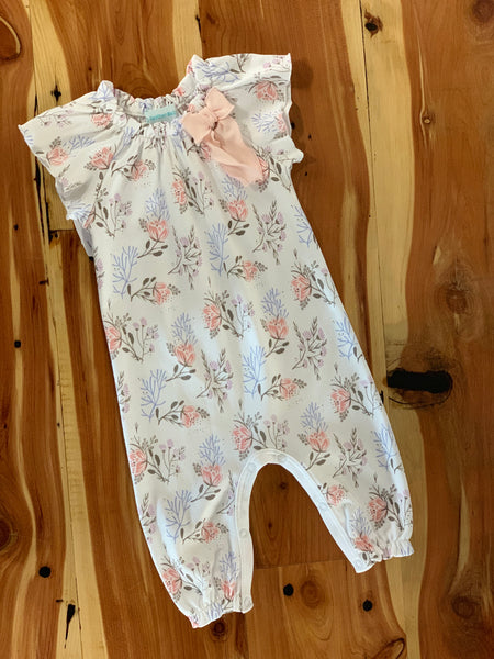 Annabelle Bow Romper