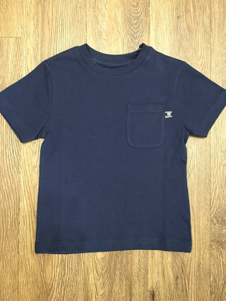 Pocket Tee Navy