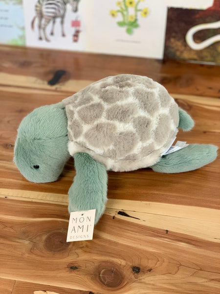 Taylor the Turtle Plush