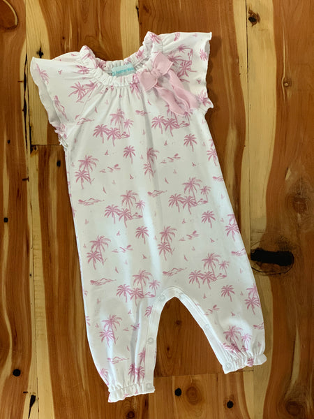 Hawaii Bow Romper