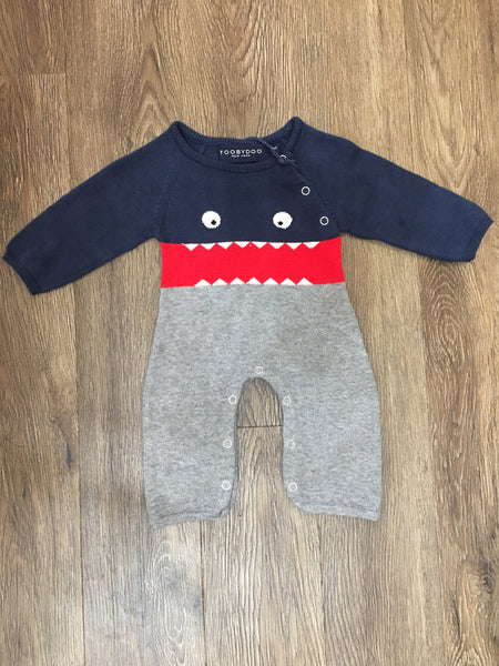 Monster Sweater Knit Jumpsuit