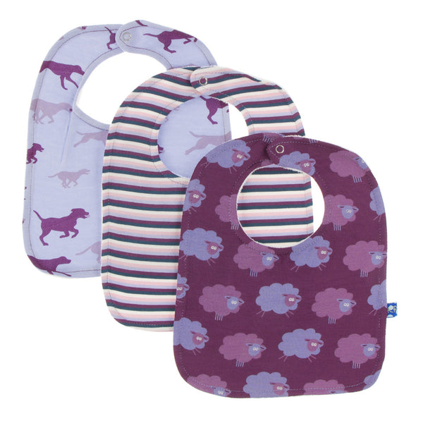 Bib Set (Labs, Stripe, Sheep)
