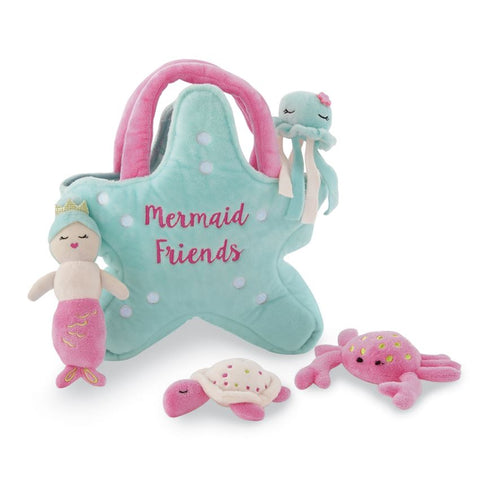 Mermaid Friend Plush Set