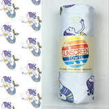 UPF 50 Sunscreen Towel