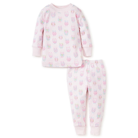 Owls Pajama Set