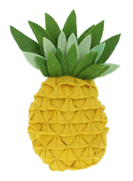 Half Pineapple Wall Decor