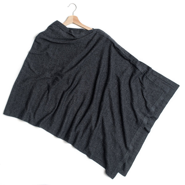 Organic Cotton Nursing Poncho