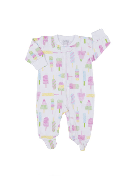 Popsicle Print Footie