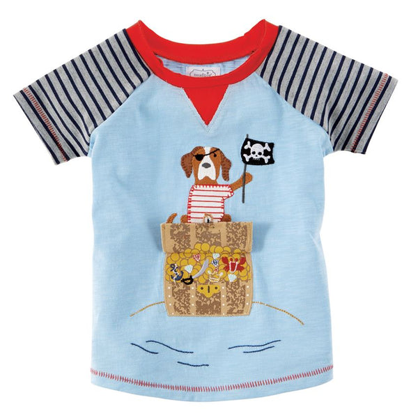 Pirate Puppy Tshirt