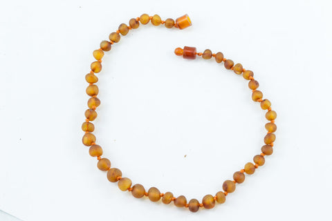 Baltic Amber Raw Baby Necklace