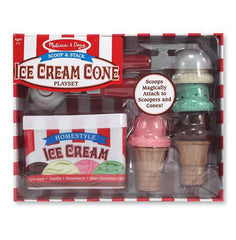 Scoop & Stack Ice Cream Playset