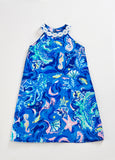 Seahorse Eden Shift Dress