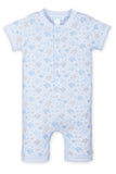 Sea Turtles Henley Romper