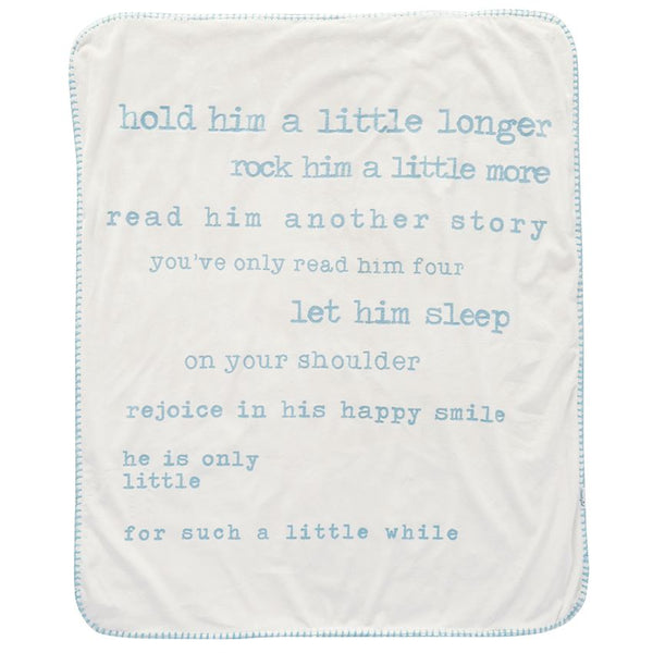 Little Boy Sherpa Blankets