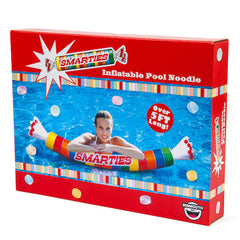 Giant Smarties Inflatable Pool Noodle