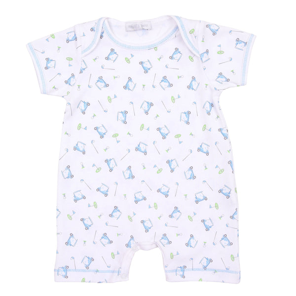 Tee Time Printed Short Playsuit LB
