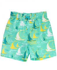 Sailaway Swim Trunks