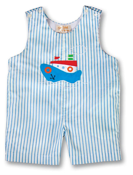 Fishing Boat Romper