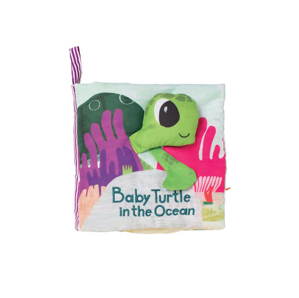 Baby Turtle Soft Book