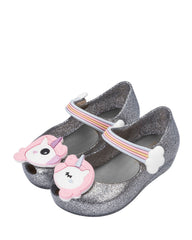 Mini Melissa Unicorn Silver