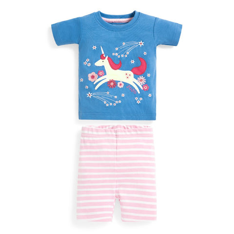 Glow in the Dark Unicorn Snug Fit PJ