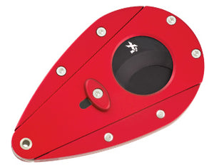 Xikar - Xi1 Red Cigar Cutter with Black Blades