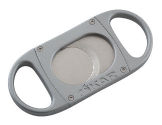 XIKAR - M8 Metal Body Bead Blast Cigar Cutter