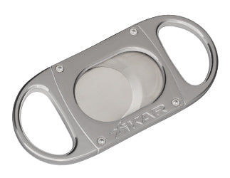 Xikar - M8 Metal Body Cigar Cutter (chrome silver)