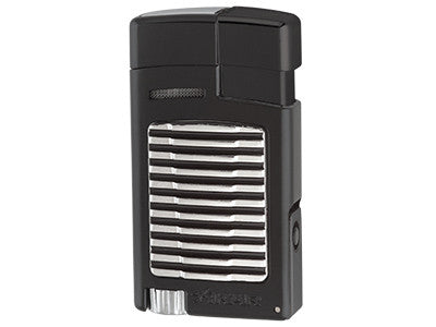 XIKAR - Forte Single Jet Flame cigar lighter (black)