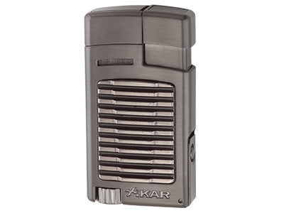 Xikar - Forte G2 (gunmetal) Single Jet Flame cigar lighter