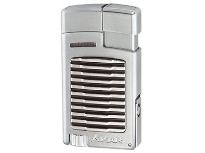 XIKAR - Forte Single Jet Flame cigar lighter (silver)