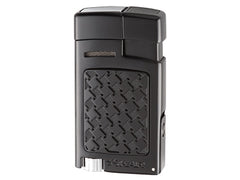 Xikar - Forte Soft Flame cigar & pipe lighter (Black Houndstooth)