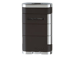 XIKAR - Allume Double Jet Flame cigar lighter (black)