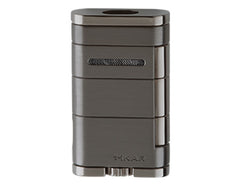 XIKAR - Allume Double Jet Flame cigar lighter (G2/Stealth)