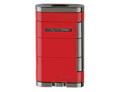 XIKAR - Allume Double Jet Flame cigar lighter (riot red)