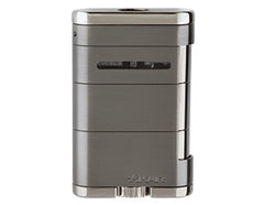 XIKAR - Allume Tabletop Jet Flame cigar lighter (G2 - gunmetal)