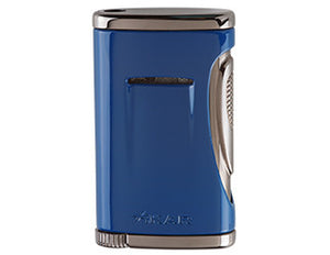 XIKAR - Xidris Single Jet Flame cigar lighter (Cobalt Blue)