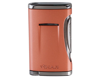 XIKAR - Xidris Single Jet Flame cigar lighter (Chopper Orange)
