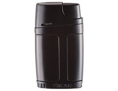 XIKAR - ELX Jet Flame cigar lighter (black on black)