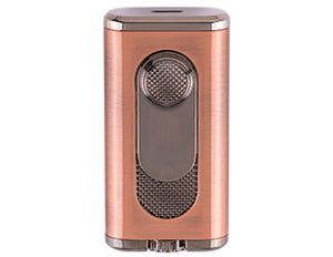Xikar - Verano flat-flame cigar lighter (Vintage Bronze)