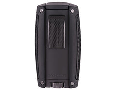 Xikar Turismo Double Jet-flame cigar lighter (Matte Black)