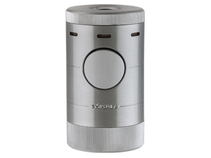 Xikar - Volta Silver Tabletop lighter