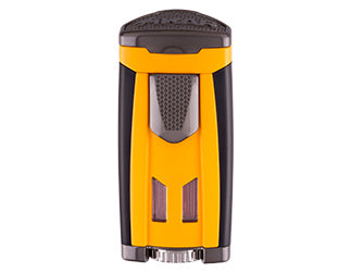 Xikar - HP3 Burnt Yellow Triple-flame cigar lighter