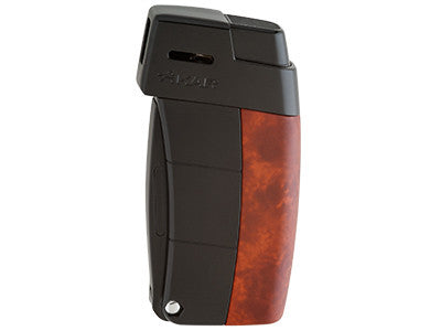 XIKAR - Resource II Pipe Lighter (Amboina Burl)