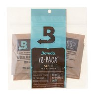 BOVEDA 58% Travel (8 gram) 2-Way Humidity Control Pack (10-pack)