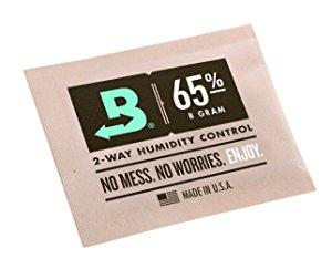 BOVEDA 65% Travel (8 gram) 2-Way Humidity Control Pack (10-pack)