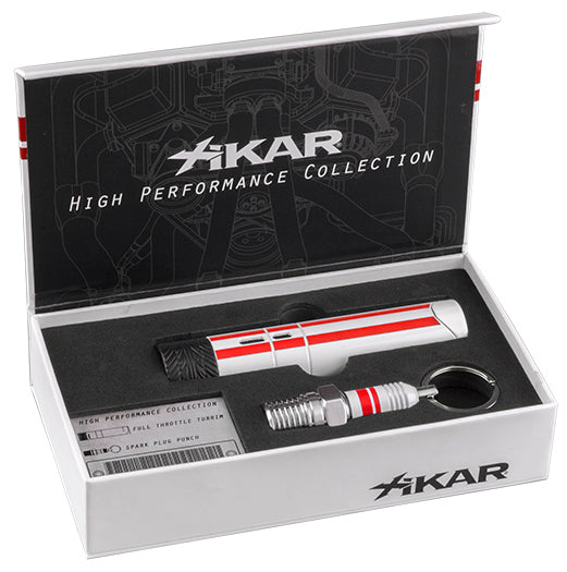 Xikar - High Performance Gift Set (red & white)